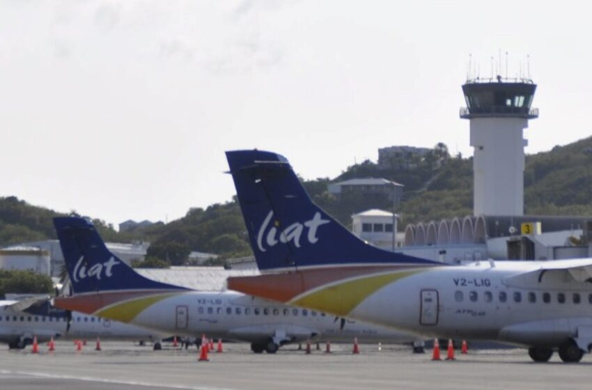 Antigua Mainly Funding LIAT