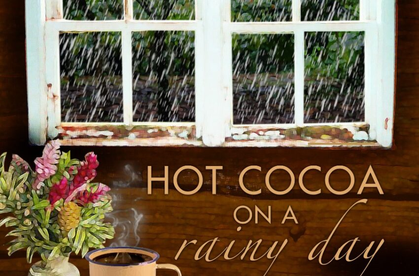 'Hot Cocoa On A Rainy Day' Called a Sanctuary of Hope