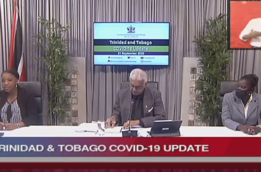 Deyalsingh: T&T Not Under Covid-19 Lockdown  But Restrictions in Place to Deal with Pandemic