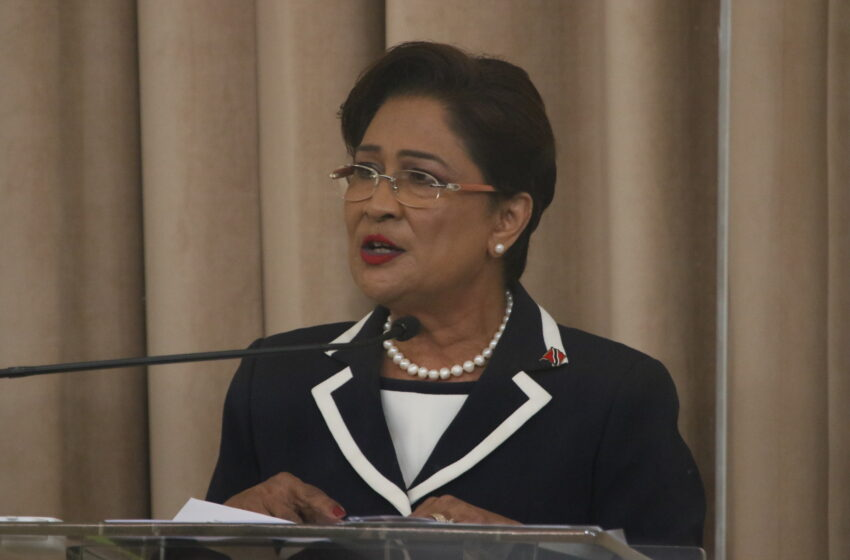 Kamla: UNC will take Young to Privileges Committee