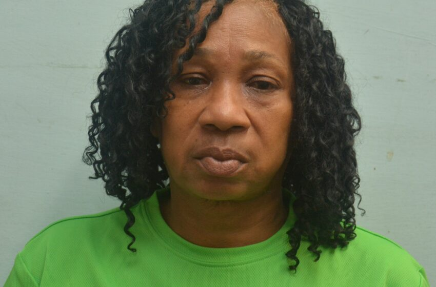 Woman, 60, Charged for Wounding