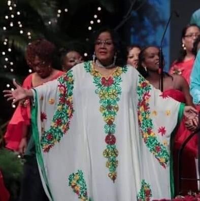 Joy Caesar of the Southernaires Choir Passes Away