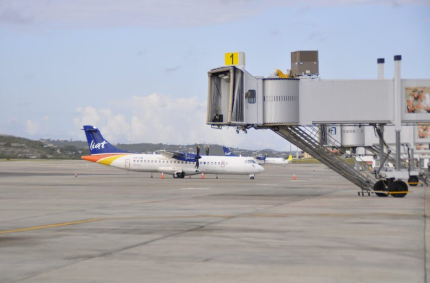 LIAT Flies again After 7 Months