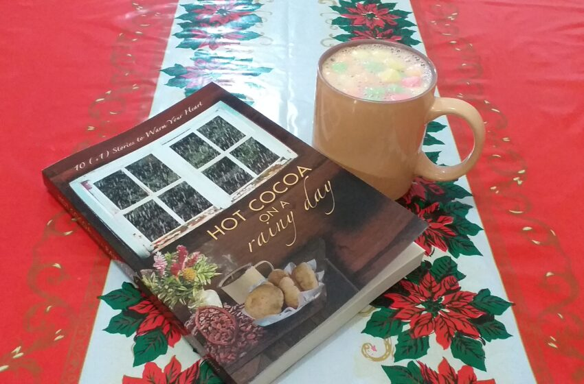 'Hot Cocoa' now on Amazon