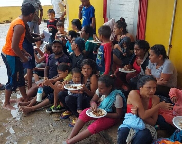 Human Rights Agencies ask Rowley to Protect Returning Venezuelans Migrants  Ver la historia en Español abajo