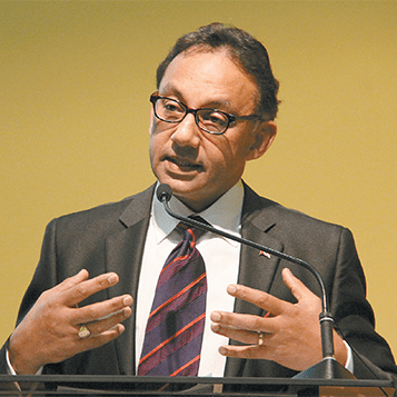 Vasant: Opposition UNC Silent on National Issues