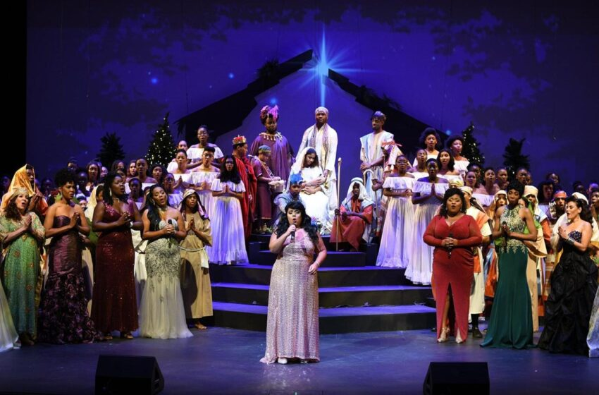 A Christmas Concert with Hope in Mind
