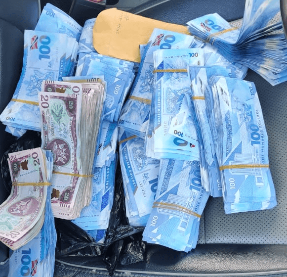 Police Seize $225K from Driver in St Augustine