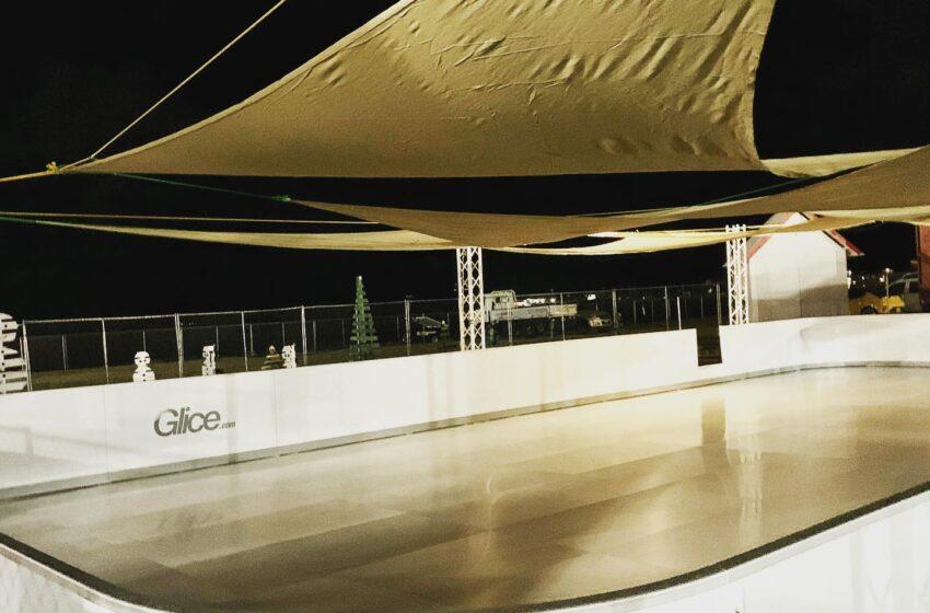 BVI gets Skating Rink