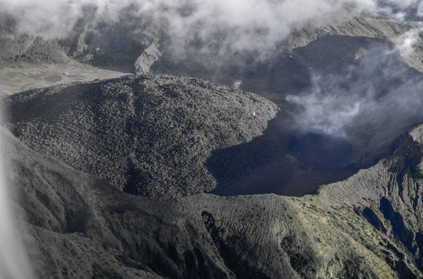 T&T Scientists to Help Monitor La Soufriere Volcano