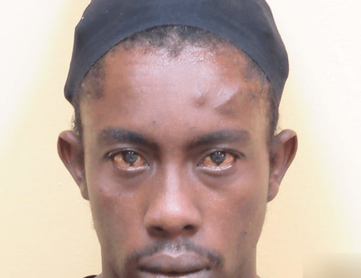 Enterprise Labourer Charged for New Year's Day Shooting