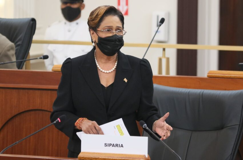 No Wind-up for Kamla in No-Confidence Motion Against Young