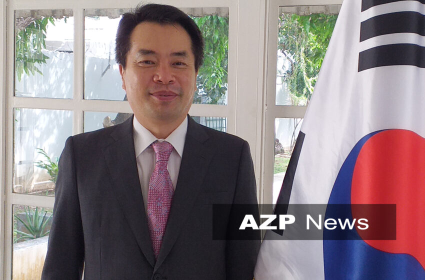 Ambassador Sung: T&T can Create Sweet Music with South Korea  주트리니다드토바고 대한민국 성문업 대사, 한국문화 소개 및 양국 간 협력 관련 인터뷰