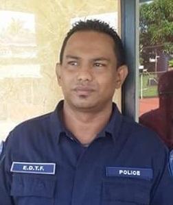 Police Officer Dies in His Sleep