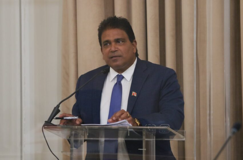 Moonilal: There is a War in PNM Cabinet  Produces Screenshot Conversation Purporting to be Between Young, Cummings
