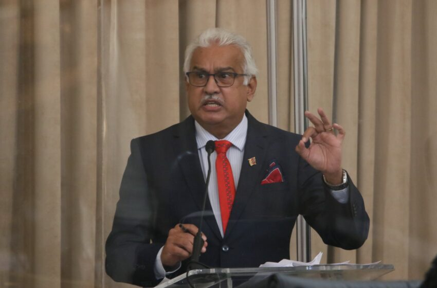 50,000 More Pfizer Doses for Adult Population in T&T…  No One Taking AZ