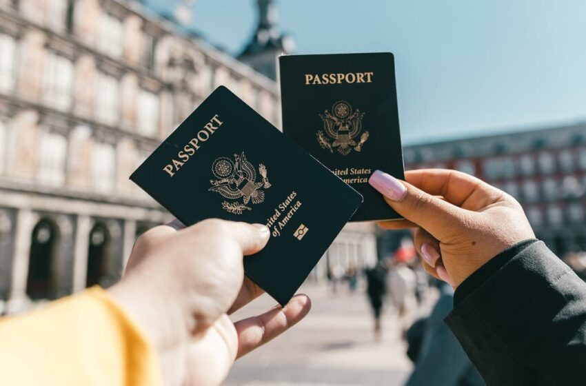 US Embassy Accepting Passport Renewals by Mail