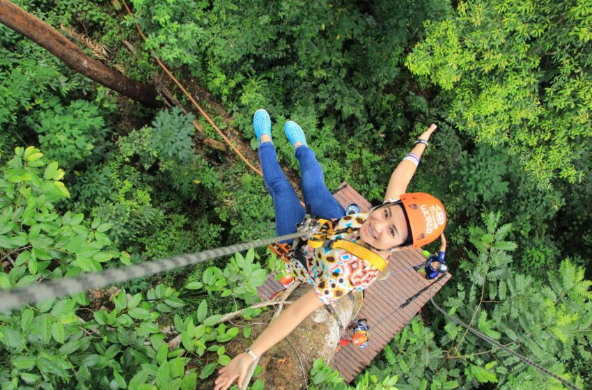 THA: US$416,900 Paid for Zipline Project