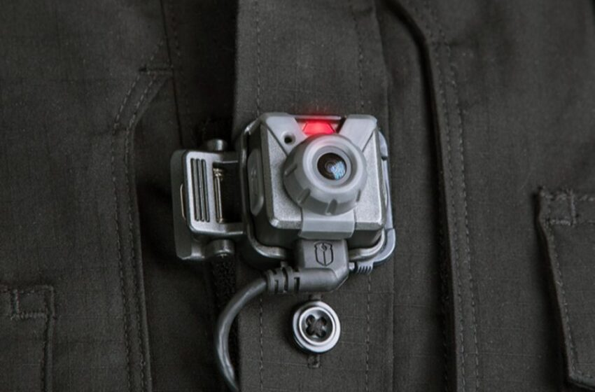 Body Cams for SORT, GEB Officers