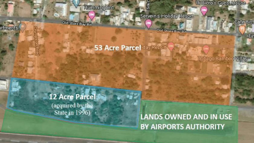 No More Lands to be Acquired for Tobago Airport