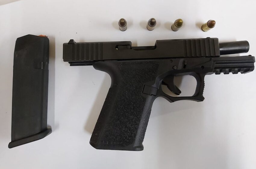 4 Held in South for Gun, Ammo