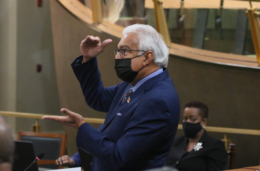 Deyalsingh: Private Hospitals Don't Know of SATT Proposal for Vaccines