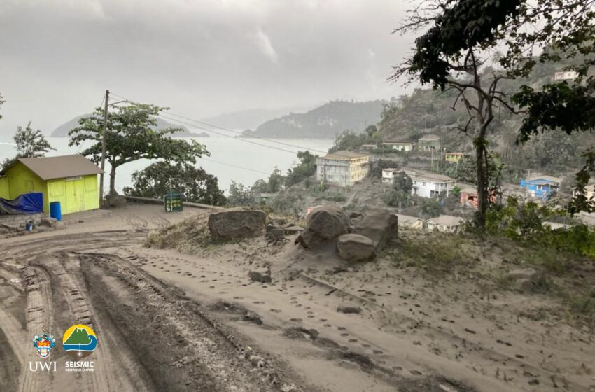 40 T&T Nationals to Return from Volcano Hit St Vincent