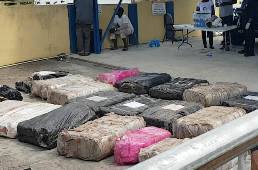 Customs Seize Boat Load of Marijuana, Cocaine