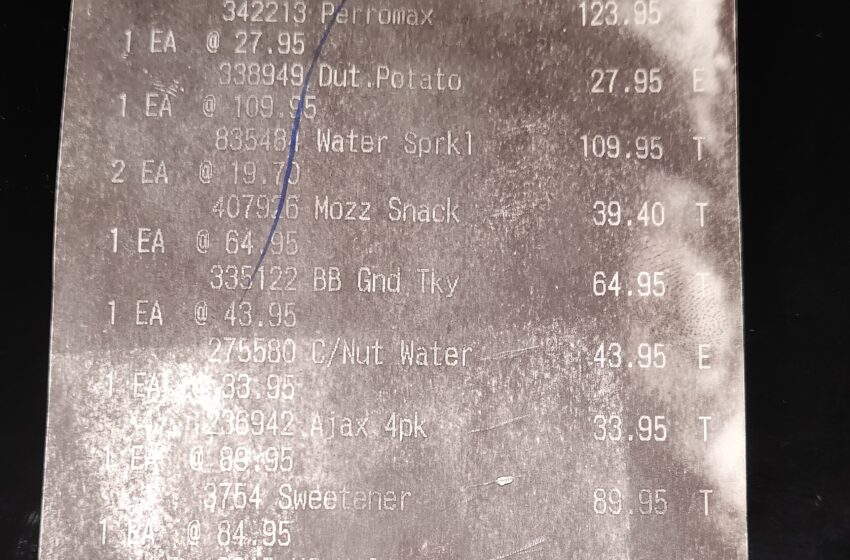 Claiming Your Warranty with Faded Receipt
