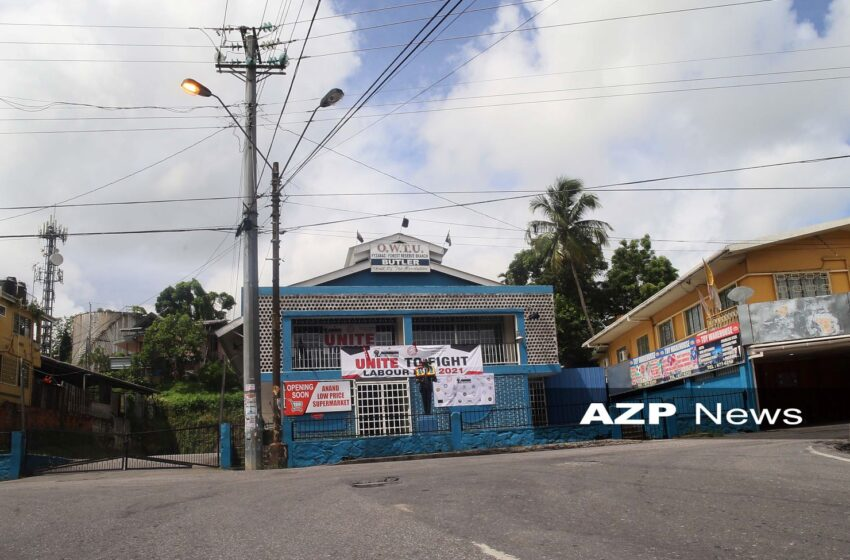 Video: Fyzabad Empty on Labour Day 2021