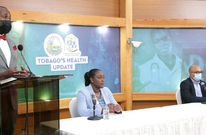 Tobago Blood Bank Low