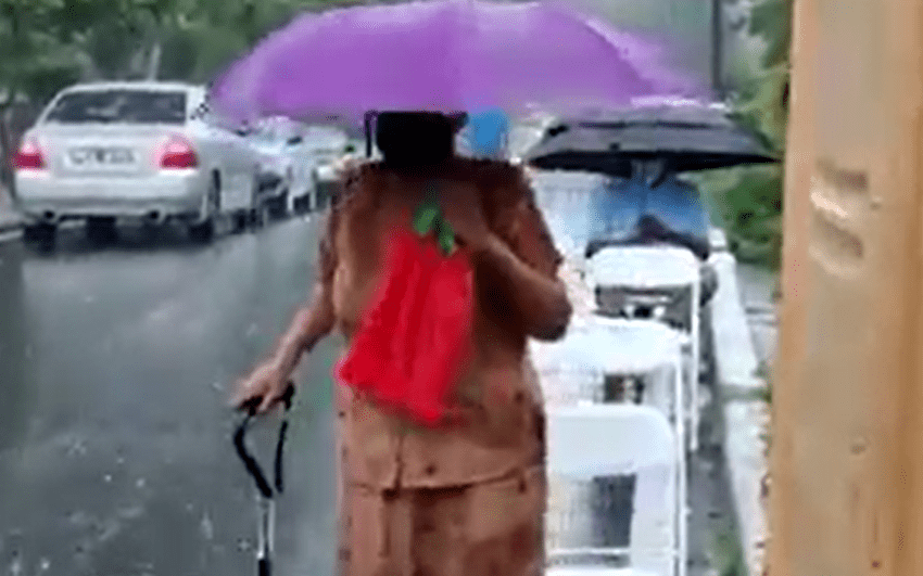 SWRHA: Elderly Waiting in Rain Had No Vaccine Appointments