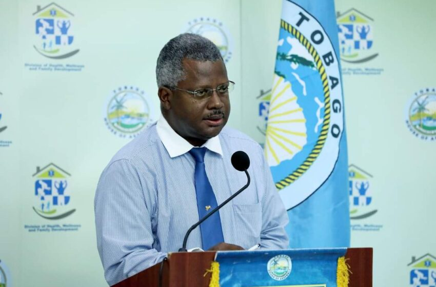 Dr Wheeler: Two ICU Spaces Remaining in Tobago…  A&E to Provide Space