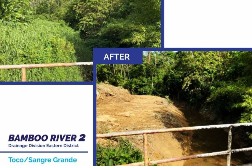 Is Dredging of Watercourses Working in T&T?