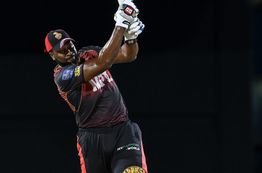 2021 CPL Semis Decided as TKR Top Table
